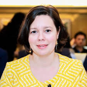 Isabelle Bedoyan (Counsellor - Customs attaché for Mainland China, Hong Kong & Macau)